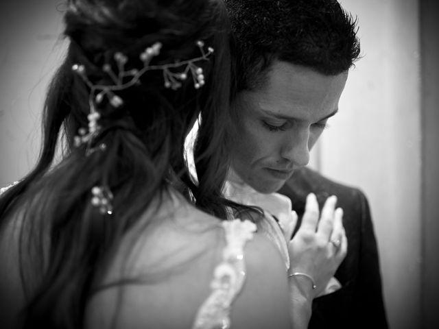 Il matrimonio di Simone e Alice a Bevilacqua, Verona 1