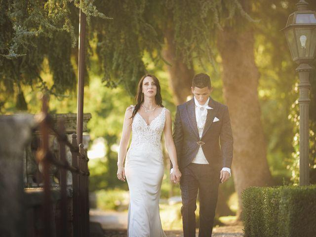 Il matrimonio di Simone e Alice a Bevilacqua, Verona 95