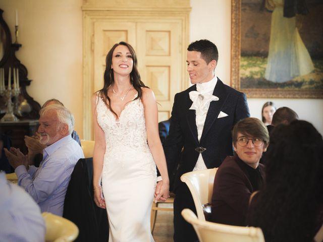 Il matrimonio di Simone e Alice a Bevilacqua, Verona 97
