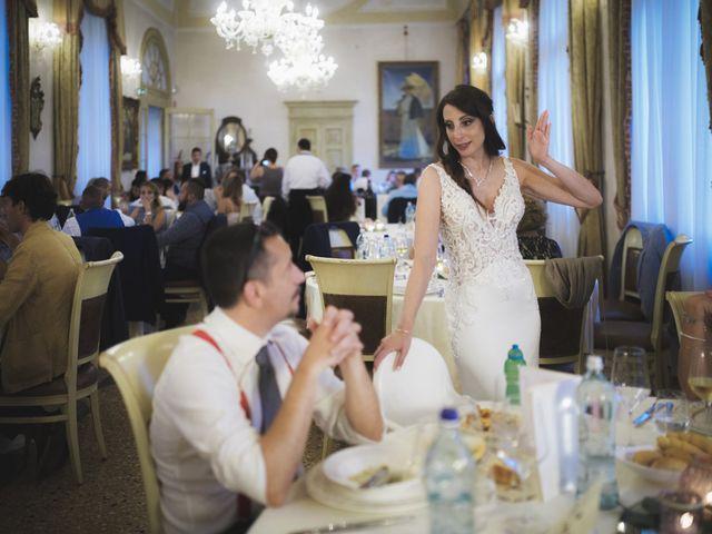 Il matrimonio di Simone e Alice a Bevilacqua, Verona 99
