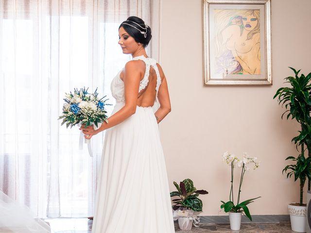 Il matrimonio di Marius e Claudia a Crispiano, Taranto 7