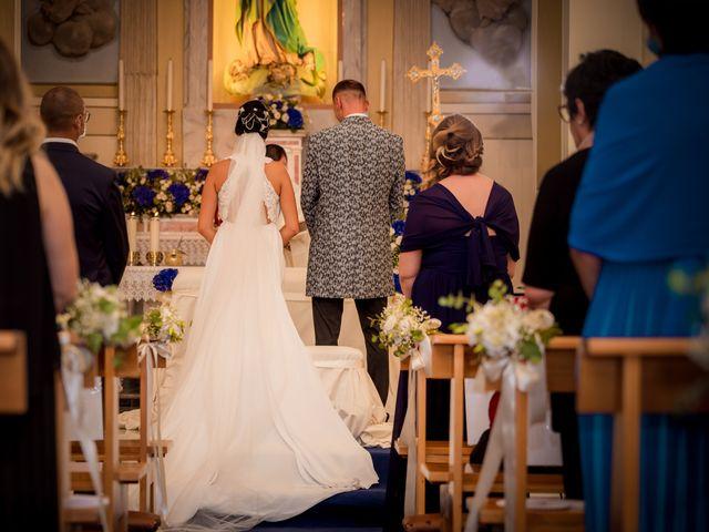Il matrimonio di Marius e Claudia a Crispiano, Taranto 20