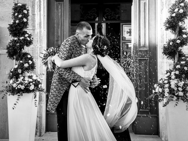 Il matrimonio di Marius e Claudia a Crispiano, Taranto 26