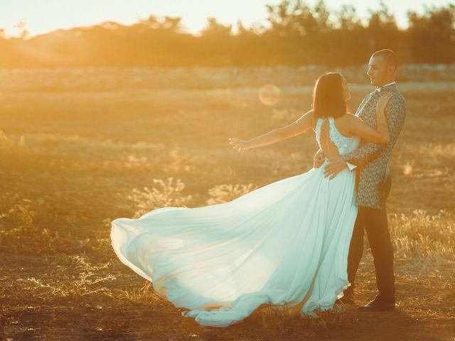 Le nozze di Claudia e Marius