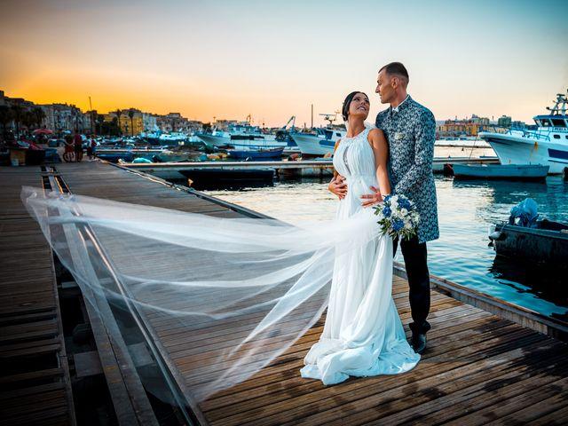 Il matrimonio di Marius e Claudia a Crispiano, Taranto 2