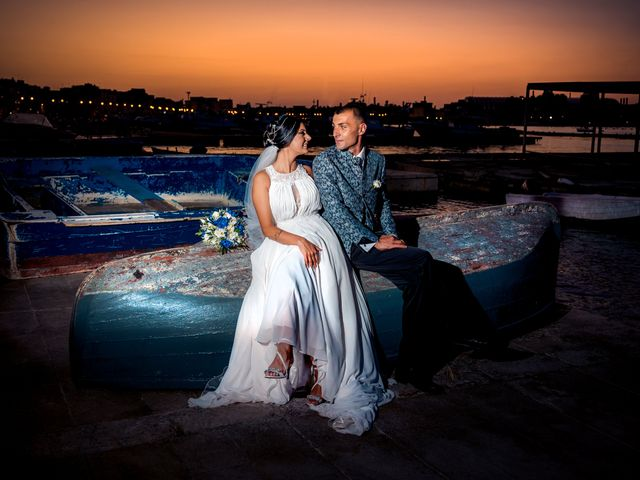 Il matrimonio di Marius e Claudia a Crispiano, Taranto 35