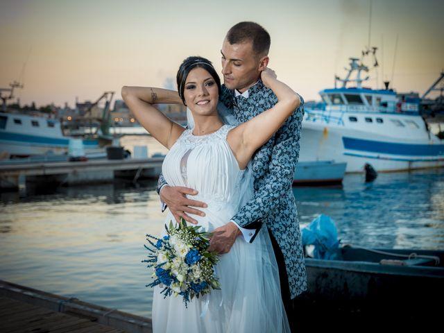 Il matrimonio di Marius e Claudia a Crispiano, Taranto 36