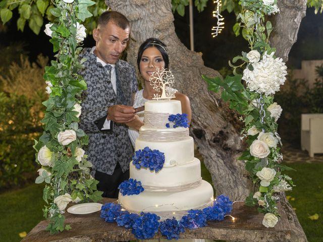 Il matrimonio di Marius e Claudia a Crispiano, Taranto 44