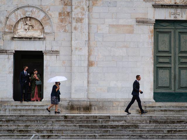 Il matrimonio di Stefano e Bianca a Pietrasanta, Lucca 16