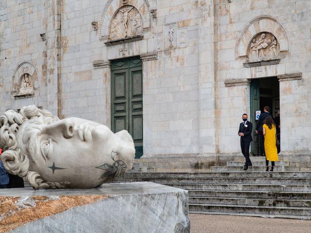 Il matrimonio di Stefano e Bianca a Pietrasanta, Lucca 17