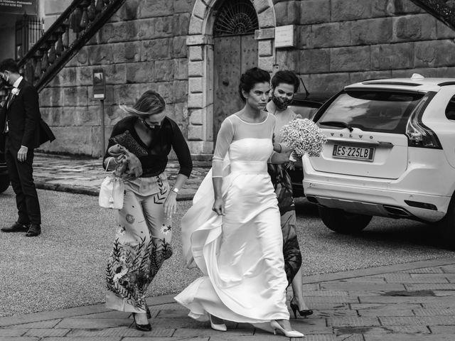 Il matrimonio di Stefano e Bianca a Pietrasanta, Lucca 23