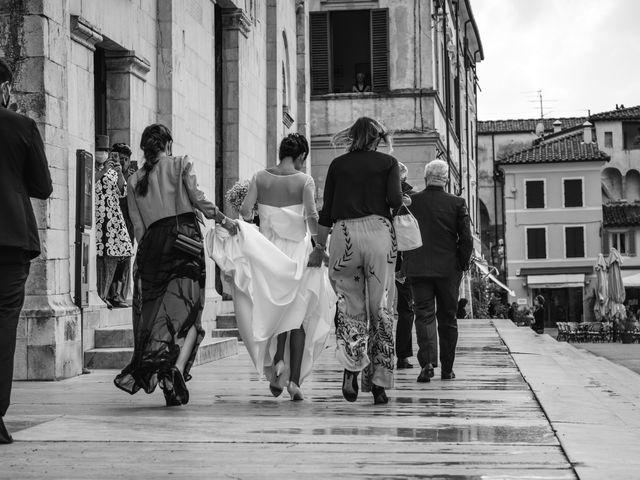 Il matrimonio di Stefano e Bianca a Pietrasanta, Lucca 24