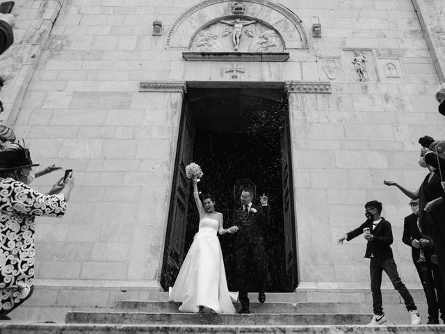 Il matrimonio di Stefano e Bianca a Pietrasanta, Lucca 30
