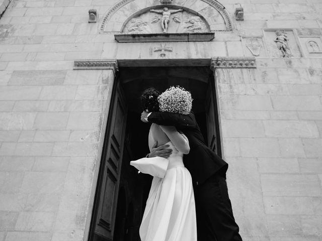 Il matrimonio di Stefano e Bianca a Pietrasanta, Lucca 1