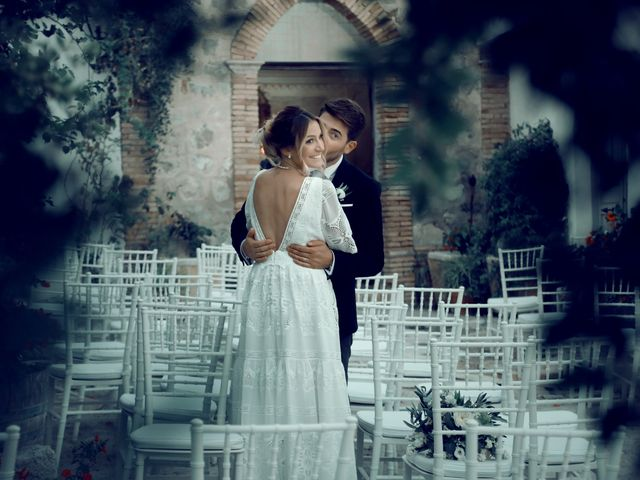 Le nozze di Valentino e Alessandra