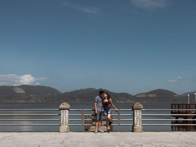 Il matrimonio di Federico e Maria a Bergamo, Bergamo 1