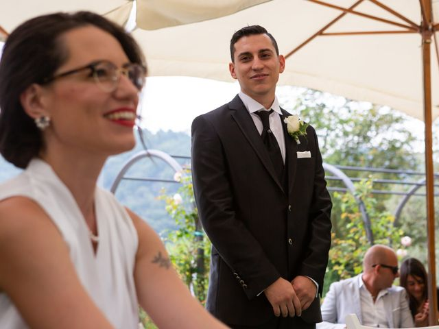 Il matrimonio di Federico e Maria a Bergamo, Bergamo 34