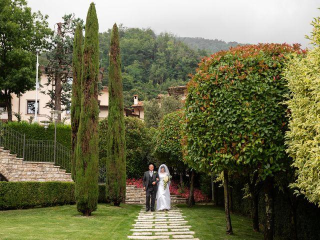 Il matrimonio di Federico e Maria a Bergamo, Bergamo 36