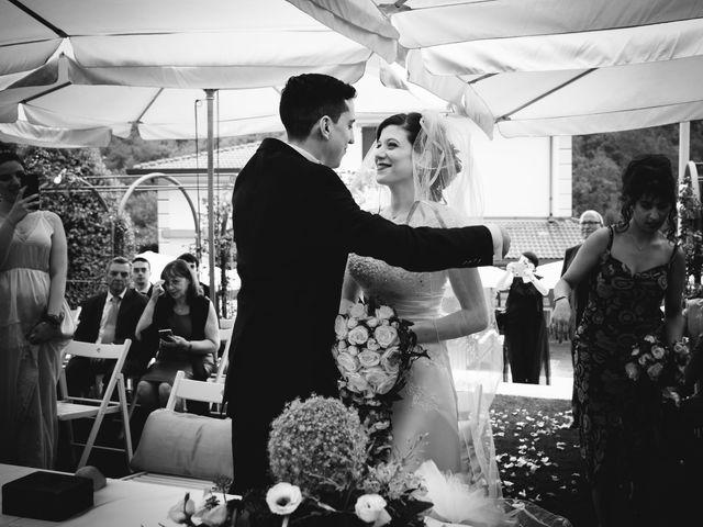Il matrimonio di Federico e Maria a Bergamo, Bergamo 38