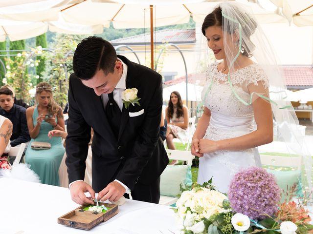Il matrimonio di Federico e Maria a Bergamo, Bergamo 40