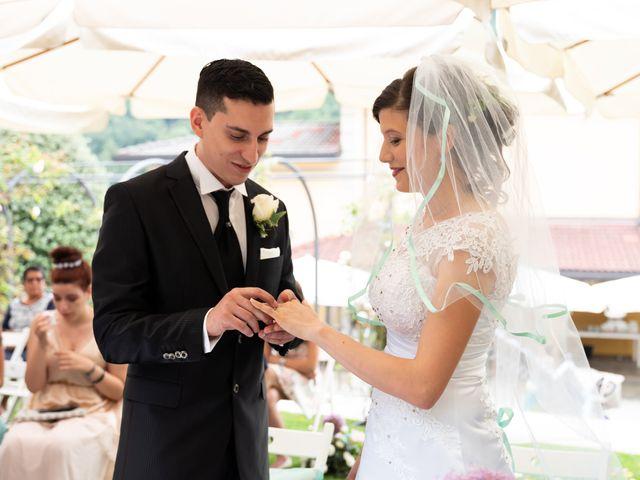 Il matrimonio di Federico e Maria a Bergamo, Bergamo 41