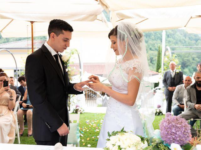 Il matrimonio di Federico e Maria a Bergamo, Bergamo 43