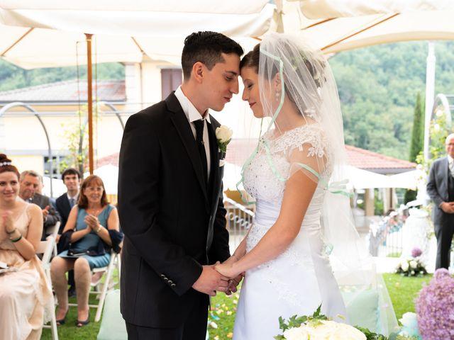 Il matrimonio di Federico e Maria a Bergamo, Bergamo 44