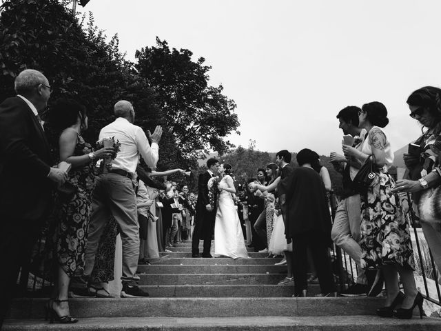 Il matrimonio di Federico e Maria a Bergamo, Bergamo 45