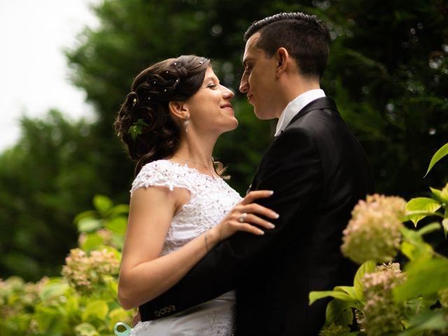 Il matrimonio di Federico e Maria a Bergamo, Bergamo 56