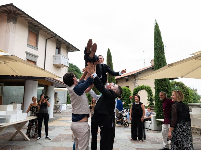 Il matrimonio di Federico e Maria a Bergamo, Bergamo 61