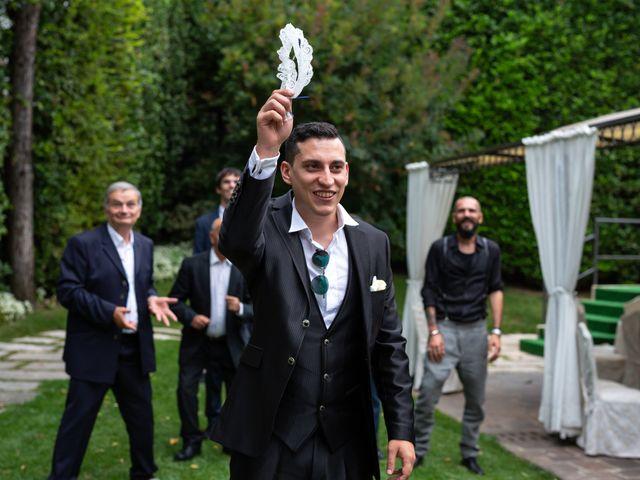 Il matrimonio di Federico e Maria a Bergamo, Bergamo 75