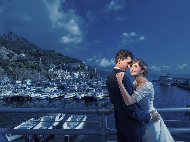 le nozze di Federico e Antonella