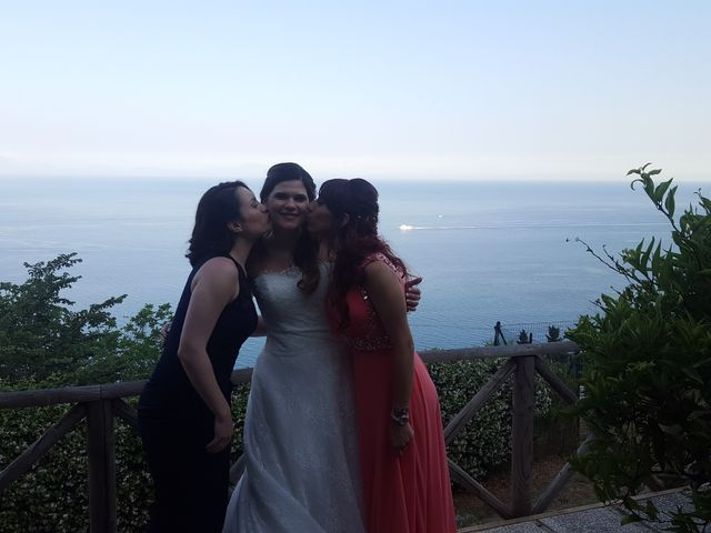 Il matrimonio di Daniele e Veronica a Vietri sul Mare, Salerno 5