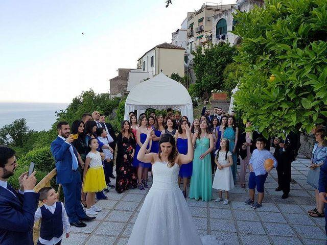 Il matrimonio di Daniele e Veronica a Vietri sul Mare, Salerno 8