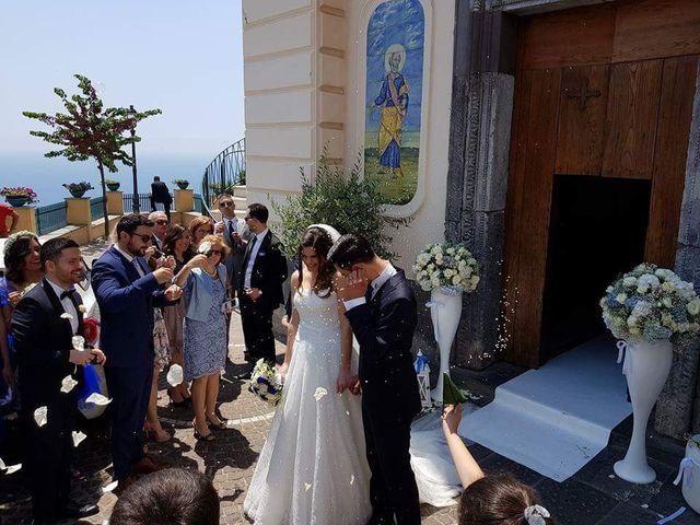 Il matrimonio di Daniele e Veronica a Vietri sul Mare, Salerno 10