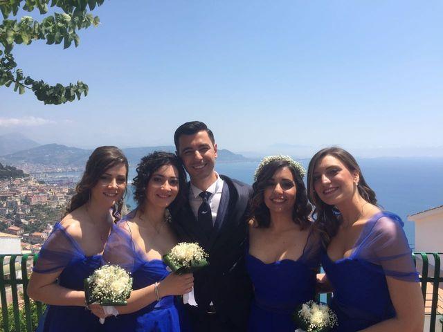 Il matrimonio di Daniele e Veronica a Vietri sul Mare, Salerno 25