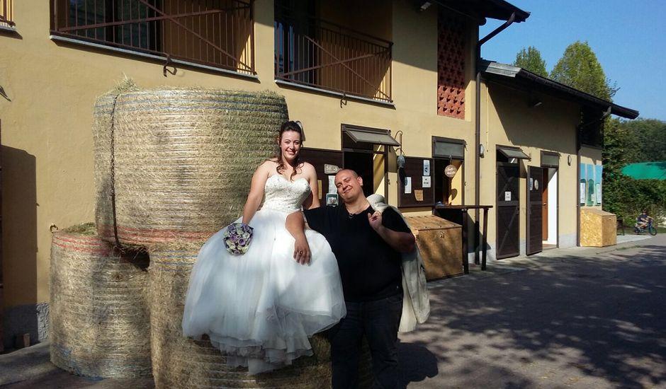 Il matrimonio di Mattia e Agnese a Galliate Lombardo, Varese