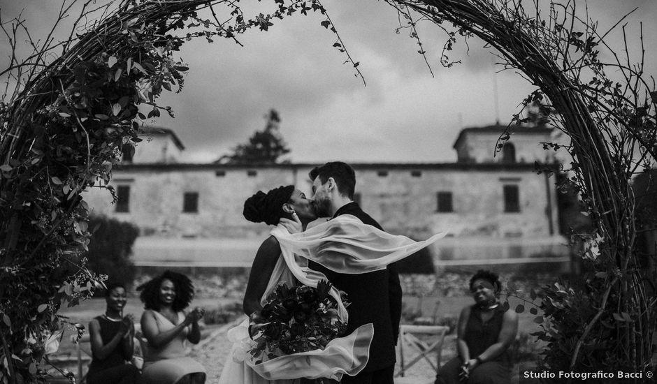 Il matrimonio di Neri e Jennel a Firenze, Firenze