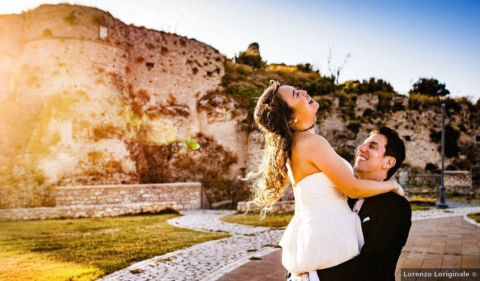 Il matrimonio di Carrie e Francesco a Gerace, Reggio Calabria