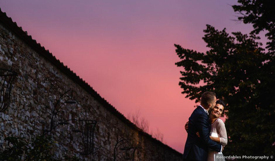 Il matrimonio di Stefano e Bianca a Pietrasanta, Lucca