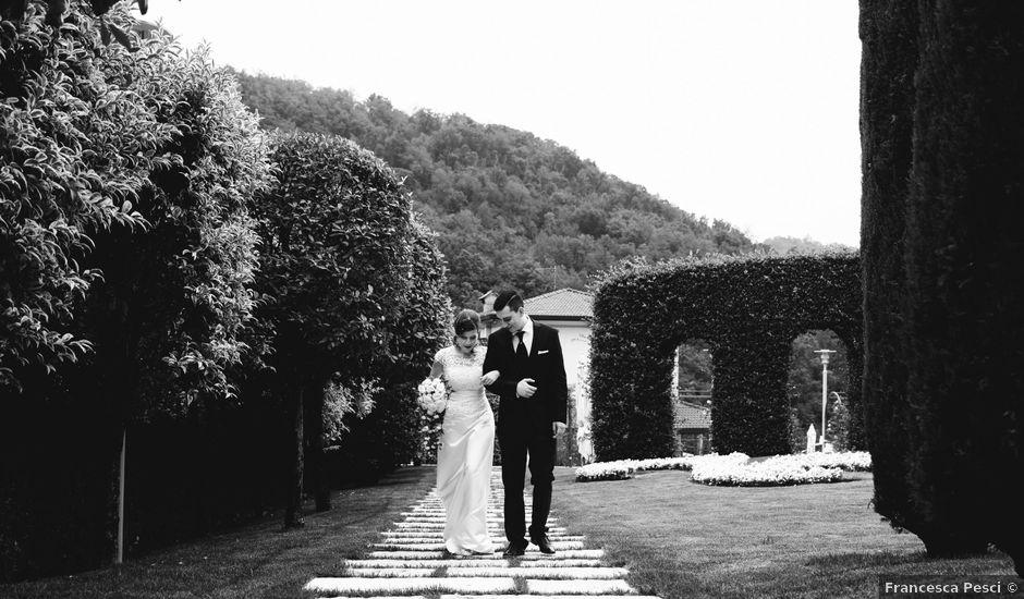 Il matrimonio di Federico e Maria a Bergamo, Bergamo