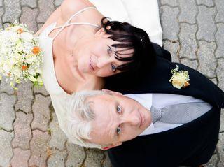Le nozze di Patrizia e Valter
