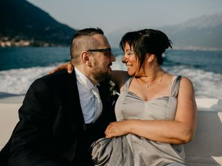Le nozze di Giliana Sinibaldi  e Pietro Damioli