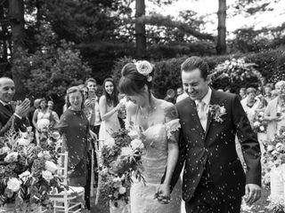 Le nozze di Rebecca e Gigi