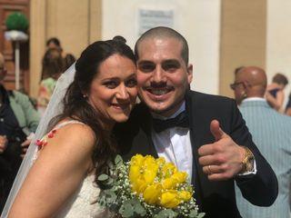 Le nozze di Massimo e Alessandra