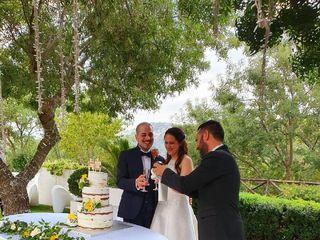 Le nozze di Massimo e Alessandra  2