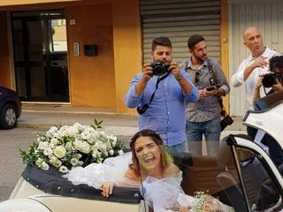 Le nozze di Sarah  e Gianluca 2