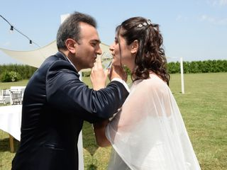 Le nozze di Cesare e Giovanna 1