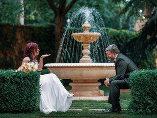 Le nozze di Simona e Alberto