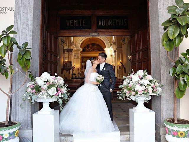 Il matrimonio di Salvatore e Paola a Salerno, Salerno 11